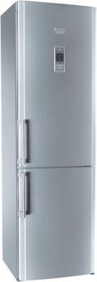 Холодильник с морозильником Hotpoint HBT 1201.3 M NF H - общий вид