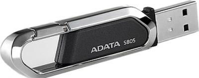 Usb flash накопитель A-data Sport S805 32GB (AS805-32G-RGY) (Gray) - общий вид