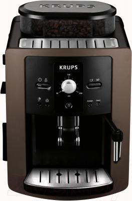 Кофеварка эспрессо Krups EA801910 - общий вид