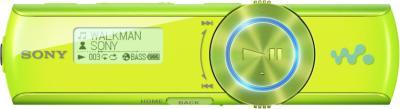 USB-плеер Sony NWZ-B173FGI (Green) - общий вид