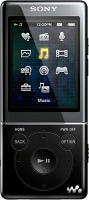 MP3-плеер Sony NWZ-E573B (Black) - общий вид