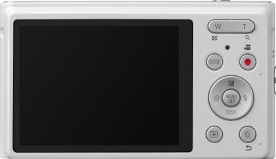 Компактный фотоаппарат Panasonic DMC-XS1EE-W (White) - дисплей