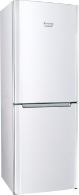 Холодильник с морозильником Hotpoint HBM 1161.2 - общий вид