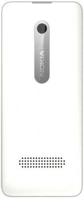 Мобильный телефон Nokia 301 (White) - задняя панель