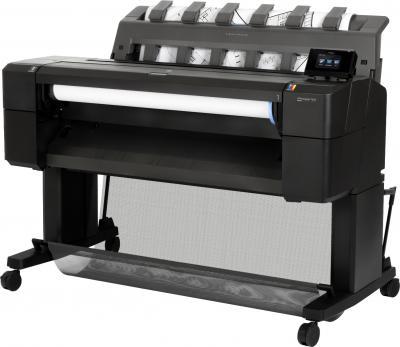 Плоттер HP Designjet T920 ePrinter (CR354A) - общий вид