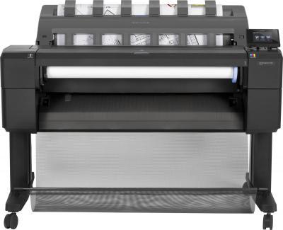 Плоттер HP Designjet T920 ePrinter (CR354A) - фронтальный вид