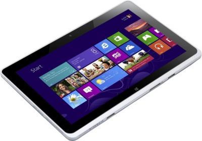 Планшет Acer Iconia TAB W511-27602G06ass (NT.L0NEU.007) - фронтальный вид