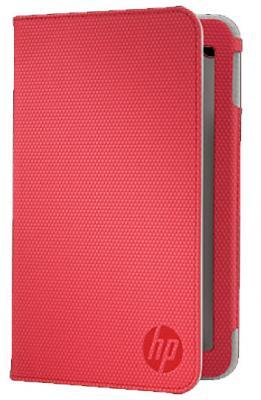 Чехол для планшета HP Slate 7 Case E3F48AA (красный) - общий вид