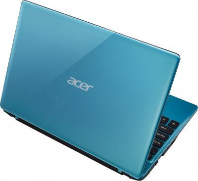 Ноутбук Acer Aspire V5-122P-61454G50NBB (NX.M90EU.002) - вид сзади