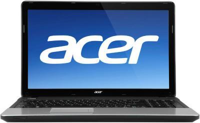 Ноутбук Acer Aspire E1-531G-20204G1TMnks (NX.M7BEU.015) - фронтальный вид