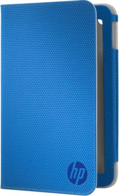 Чехол для планшета HP Slate 7 Case E3F46AA (синий) - общий вид