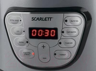 Мультиварка Scarlett SC-MC410S01