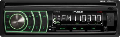 Бездисковая автомагнитола Hyundai H-CCR8100 - общий вид