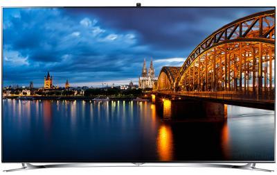 Телевизор Samsung UE55F8000AT - общий вид