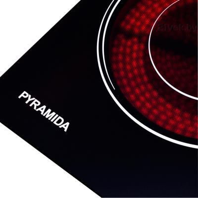 Электрическая варочная панель Pyramida CFEA 640/1 - логотип