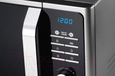 Микроволновая печь Samsung MG23F302TAS - панель 2