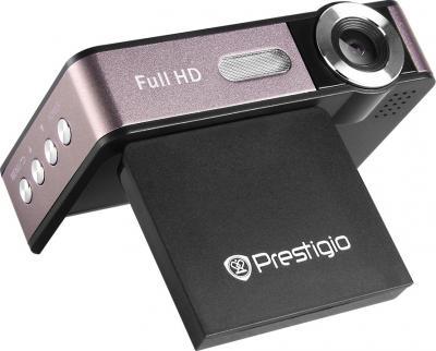 Автомобильный видеорегистратор Prestigio Roadrunner 505 (PCDVRR505) - общий вид