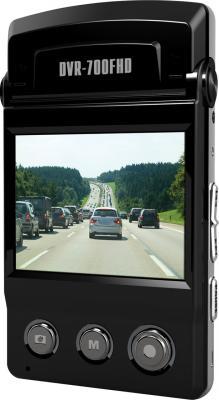 Автомобильный видеорегистратор TeXet DVR-700FHD - дисплей