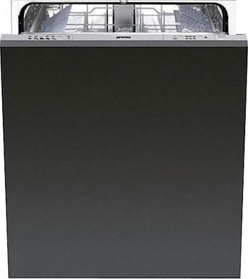 Посудомоечная машина Smeg STP364S - общий вид