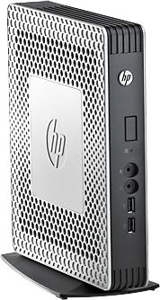 Тонкий клиент HP t610 (B8C95AA) - общий вид