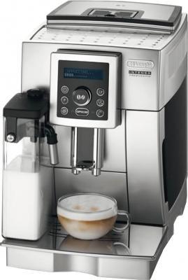 Кофеварка эспрессо DeLonghi ECAM 23.450.S - общий вид
