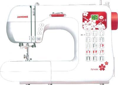 Швейная машина Janome DC4050 - общий вид