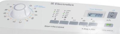 Стиральная машина Electrolux EWTS10420W - панель управления