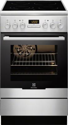 Кухонная плита Electrolux EKC54501OX - общий вид