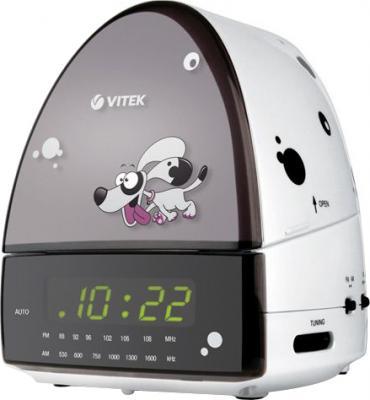 Радиочасы Vitek VT-3509 - общий вид