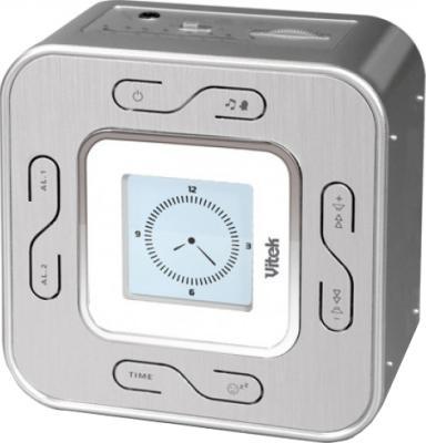 Радиочасы Vitek VT-3525 - общий вид