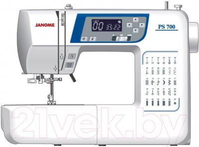 Швейная машина Janome PS700 - общий вид