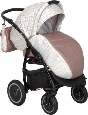 Детская универсальная коляска Riko Anabel (128) - прогулочная на примере цвета 122
