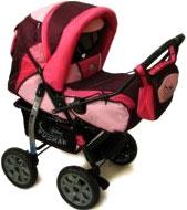Детская универсальная коляска Riko Tuskan (04) - общий вид