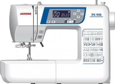 Швейная машина Janome PS950 - общий вид