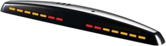Парковочный радар ParkMaster 4DJ32 (Silver) - общий вид