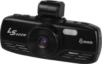 Автомобильный видеорегистратор DOD LS400W - общий вид