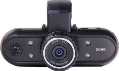 Автомобильный видеорегистратор Recordeye DC860 - общий вид