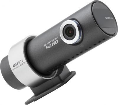 Автомобильный видеорегистратор BlackVue DR500GW-HD (Black) - вид полубоком