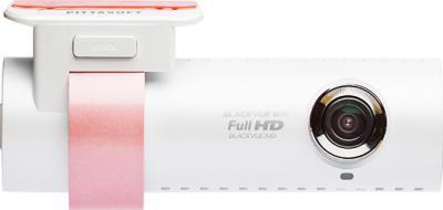 Автомобильный видеорегистратор BlackVue DR500GW-HD (White) - фронтальный вид