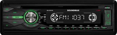 Автомагнитола SoundMax SM-CDM1065 - общий вид