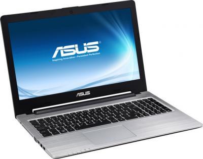 Ноутбук Asus K56CB-XO029H - общий вид