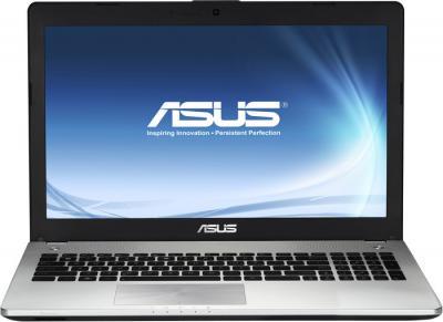 Ноутбук Asus N56VB-S4122D - фронтальный вид