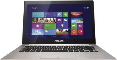 Ноутбук Asus U500VZ-CM041H - фронтальный вид
