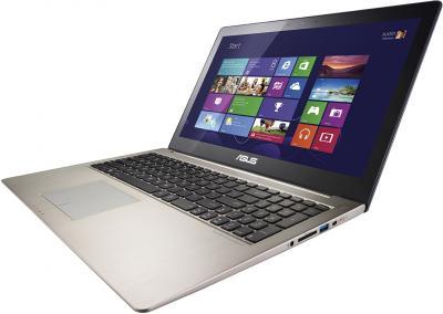 Ноутбук Asus U500VZ-CM041H - общий вид