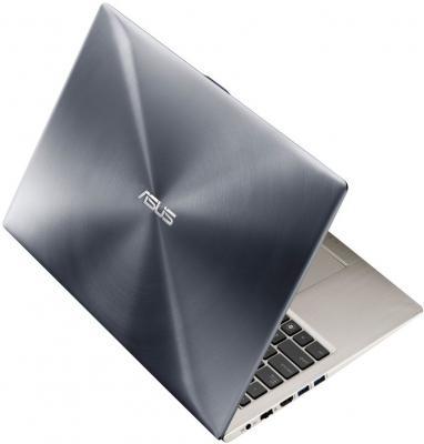 Ноутбук Asus U500VZ-CM041H - вид сзади