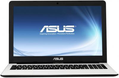 Ноутбук Asus X502CA-XX029D - фронтальный вид