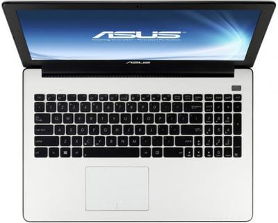 Ноутбук Asus X502CA-XX029D - вид сверху