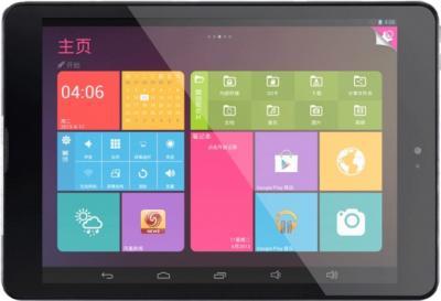 Планшет PiPO Ultra-U8 (16GB, Black) - фронтальный вид