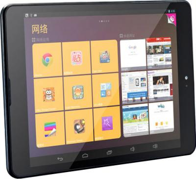 Планшет PiPO Ultra-U8 (16GB, Black) - общий вид