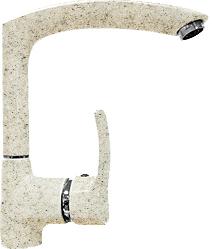 Смеситель Gran-Stone GS 4070 (Beige) - общий вид